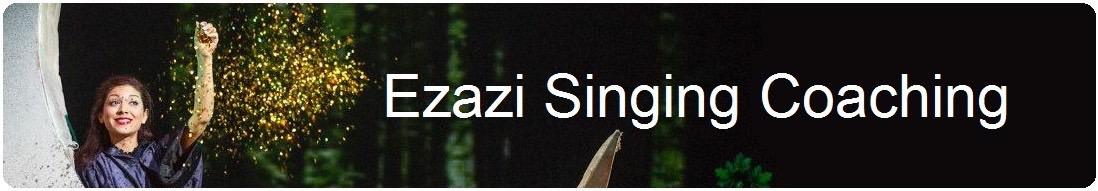 Ezazi Singing Coaching